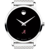 University of Alabama Women's Movado Museum with Mesh Bracelet