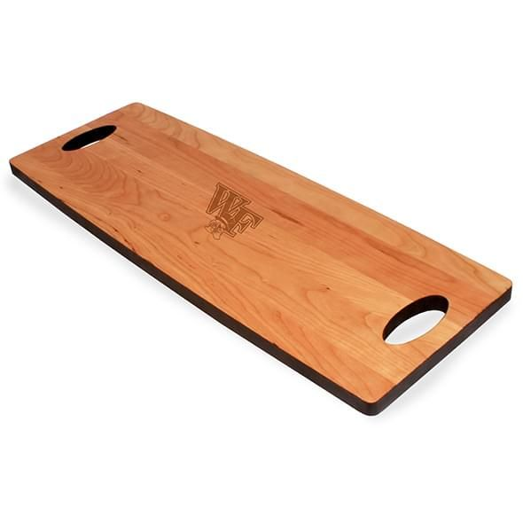 Wake Forest Cherry Entertaining Board - Image 1