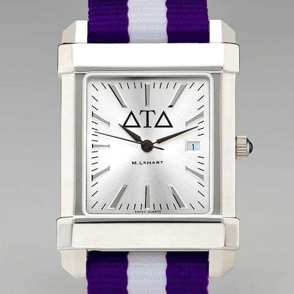 Delta Tau Delta Men's Collegiate Watch w/ NATO Strap