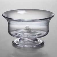 SFASU Simon Pearce Glass Revere Bowl Med