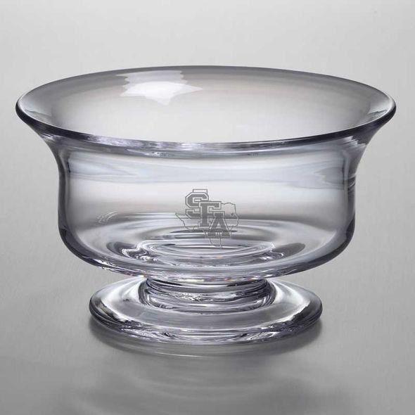 SFASU Simon Pearce Glass Revere Bowl Med - Image 1
