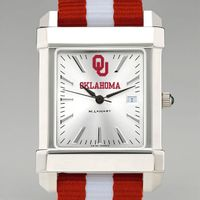 University of Oklahoma Collegiate Watch with NATO Strap for Men