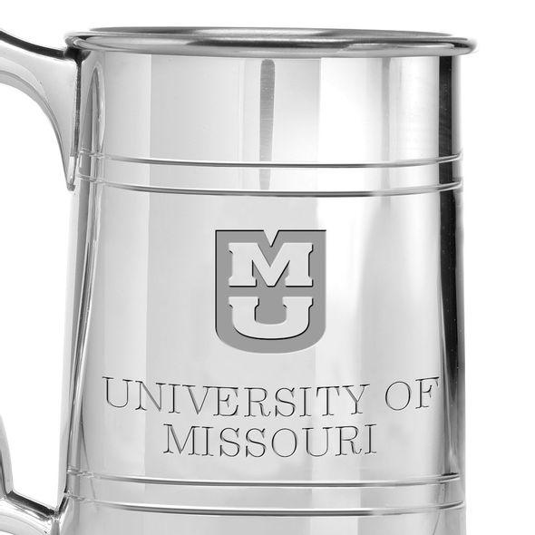 University of Missouri Pewter Stein - Image 2