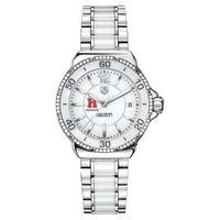 Harvard Women's TAG Heuer Formula 1 Ceramic Diamond Watch
