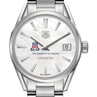 University of Arizona Women's TAG Heuer Steel Carrera with MOP Dial