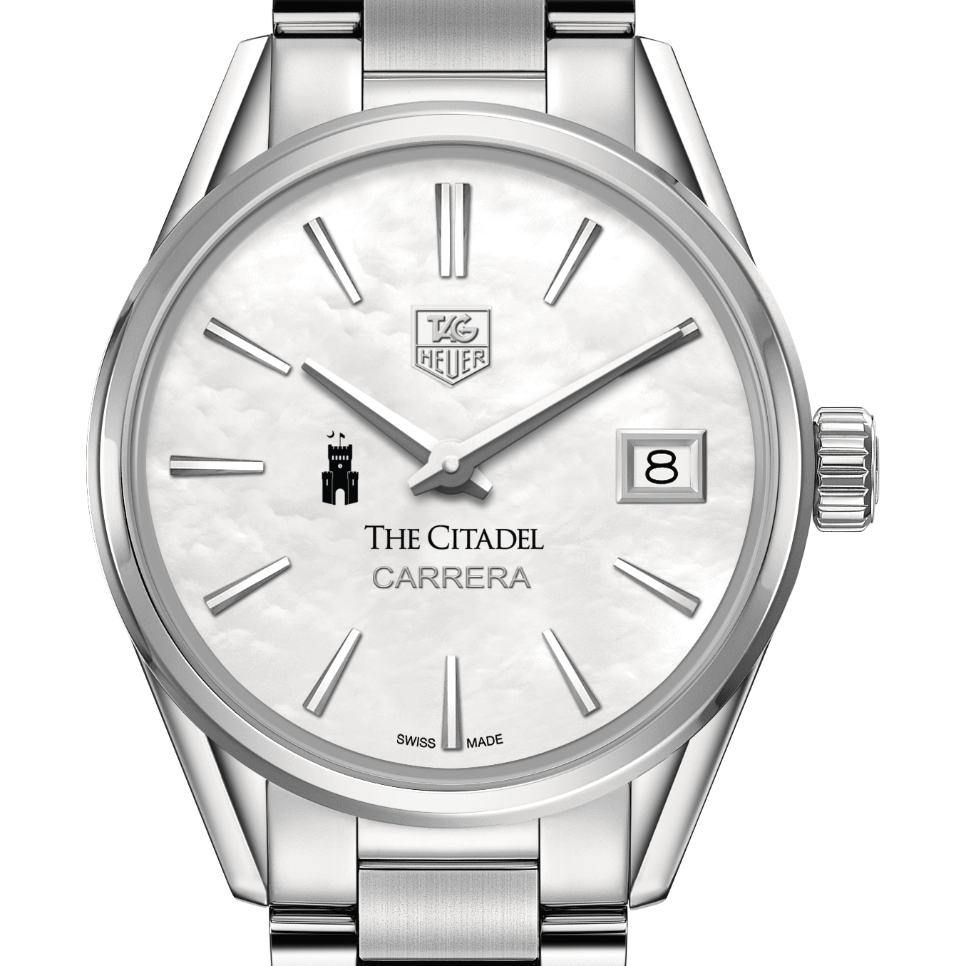 Citadel Women's TAG Heuer Steel Carrera with MOP Dial