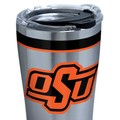 Oklahoma State 20 oz. Stainless Steel Tervis Tumblers with Hammer Lids - Set of 2 - Image 2