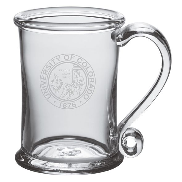 Colorado Glass Tankard by Simon Pearce - Image 1