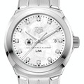 US Air Force Academy TAG Heuer Diamond Dial LINK for Women - Image 1