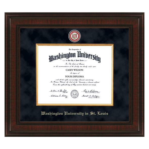 WashU Diploma Frame - Excelsior