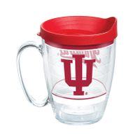 Indiana 16 oz. Tervis Mugs- Set of 4