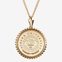 Auburn 14K Gold Sunburst Necklace by Kyle Cavan