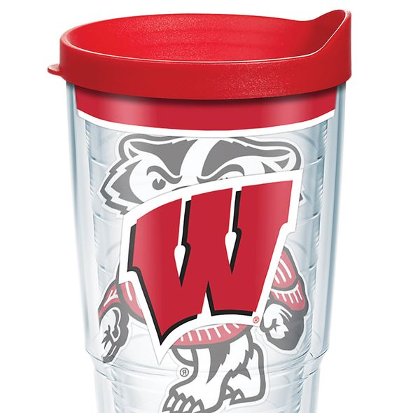 Wisconsin 24 oz. Tervis Tumblers - Set of 2 - Image 2