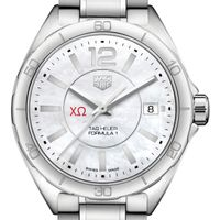 Chi Omega Women's TAG Heuer Formula 1 with MOP Dial