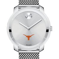 University of Texas Women's Movado Stainless Bold 36