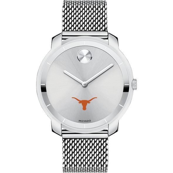 University of Texas Women's Movado Stainless Bold 36 - Image 2