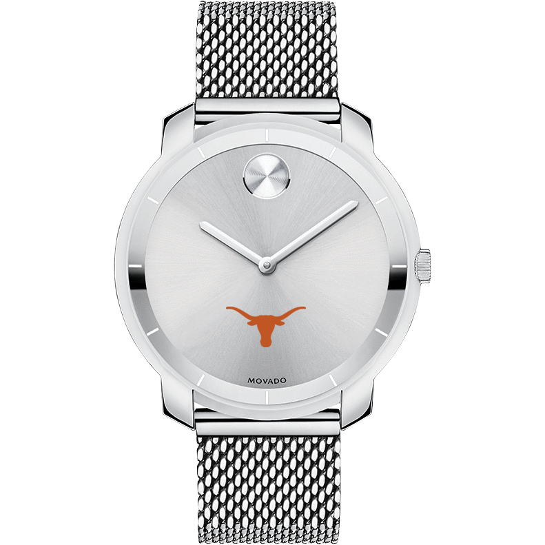Texas Women's Movado Stainless Bold 36 - Image 2
