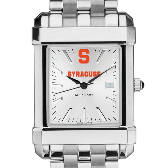 Syracuse University Men's Collegiate Watch w/ Bracelet