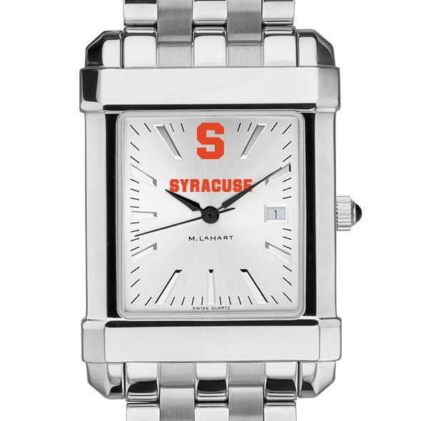 Syracuse University Men's Collegiate Watch w/ Bracelet
