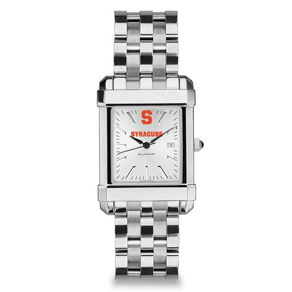 Syracuse University Men's Collegiate Watch w/ Bracelet - Image 2