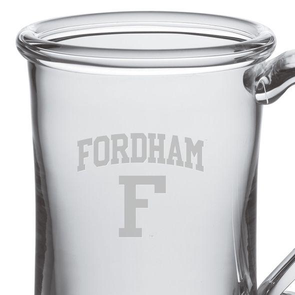 Fordham Glass Tankard by Simon Pearce - Image 2