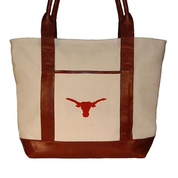 Texas Needlepoint Tote - Image 2