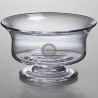 FSU Simon Pearce Glass Revere Bowl Med