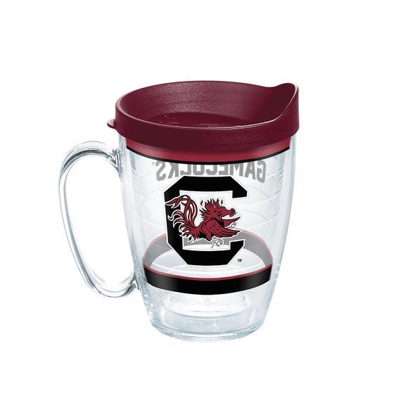 South Carolina 16 oz. Tervis Mugs- Set of 4