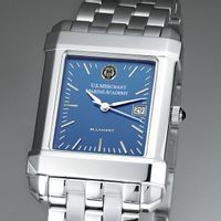 USMMA Men's Blue Quad Watch with Bracelet