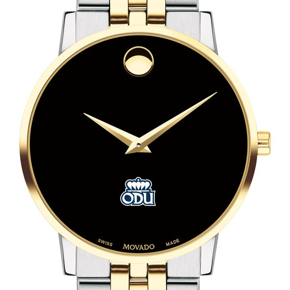 Old Dominion Men's Movado Two-Tone Museum Classic Bracelet