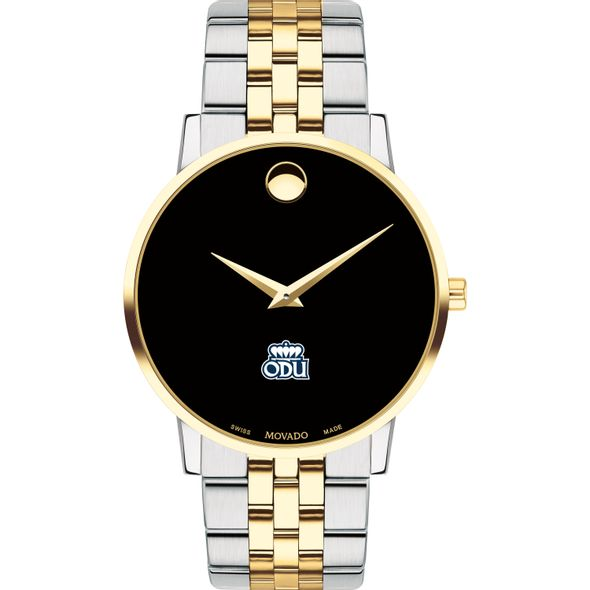 Old Dominion Men's Movado Two-Tone Museum Classic Bracelet - Image 2