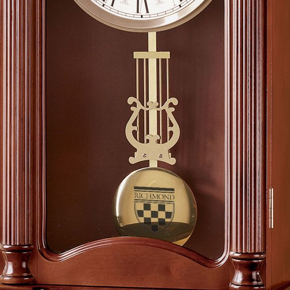 University of Richmond Howard Miller Wall Clock - Image 2