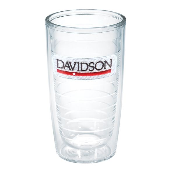Davidson College 16 oz. Tervis Tumblers - Set of 4