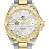 James Madison University Men's TAG Heuer Two-Tone Aquaracer
