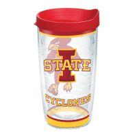 Iowa State 16 oz. Tervis Tumblers - Set of 4