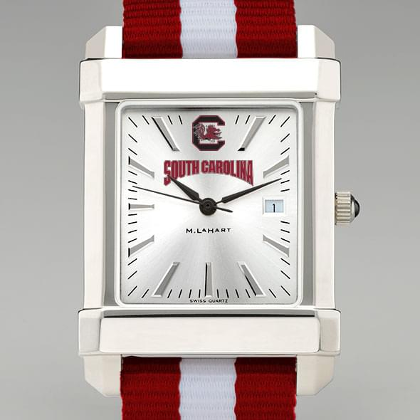 University of South Carolina Collegiate Watch with NATO Strap for Men