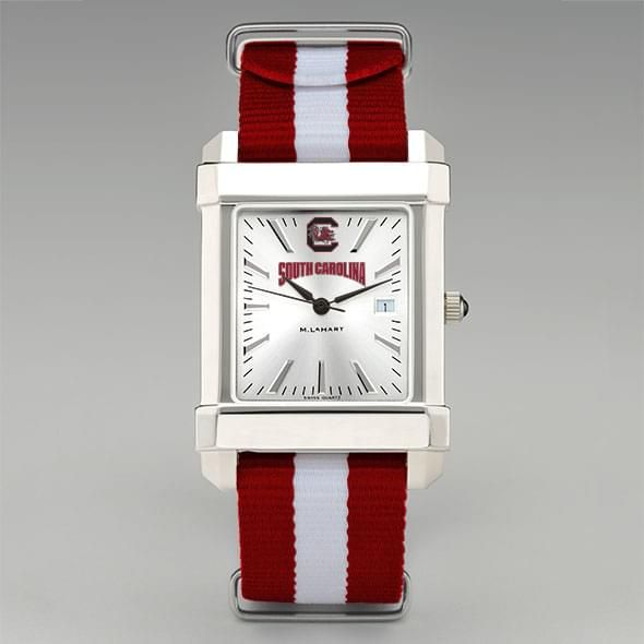 University of South Carolina Collegiate Watch with NATO Strap for Men - Image 2