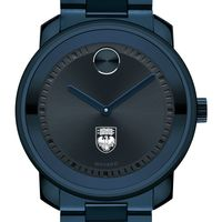 University of Chicago Men's Movado BOLD Blue Ion with Bracelet
