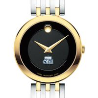 Old Dominion Women's Movado Esparanza Two-Tone Museum with Bracelet