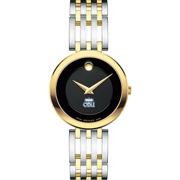 Old Dominion Women's Movado Esparanza Two-Tone Museum with Bracelet - Image 2