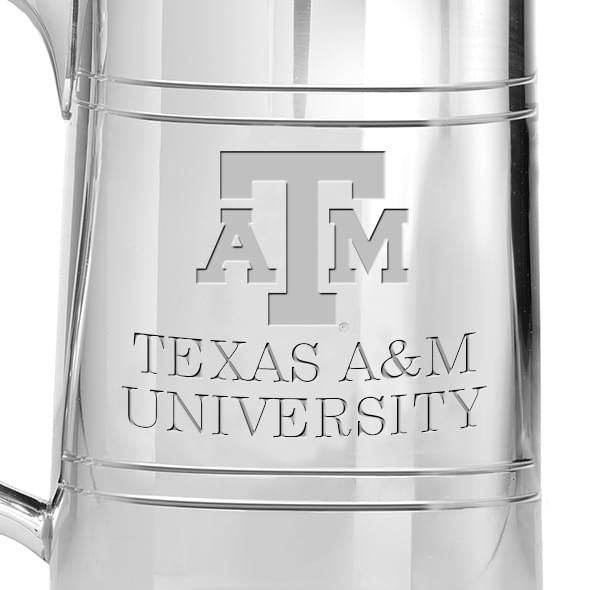 Texas A&M Pewter Stein - Image 2