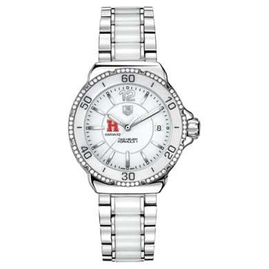 Harvard Business School Women's TAG Heuer Formula 1 Ceramic Diamond Watch