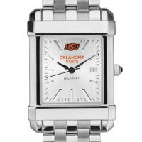 Oklahoma State University Men's Collegiate Watch w/ Bracelet