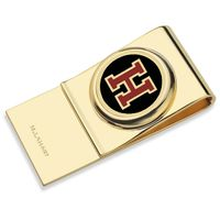 Harvard University Enamel Money Clip