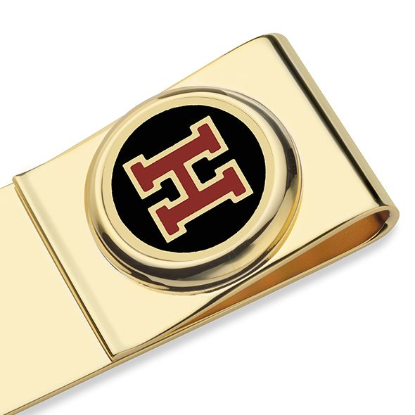 Harvard University Enamel Money Clip - Image 2