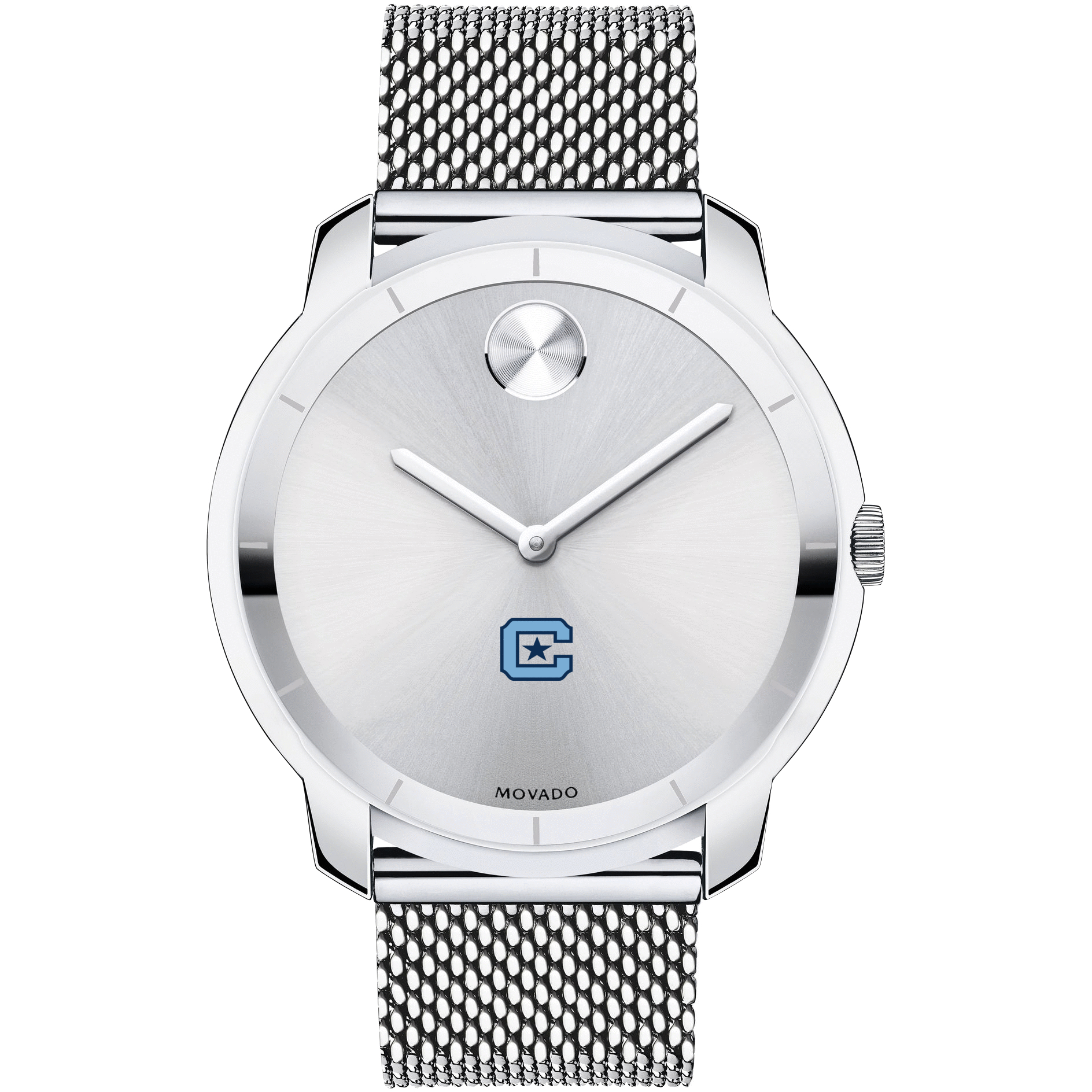 Citadel Men's Movado Stainless Bold 44 - Image 2