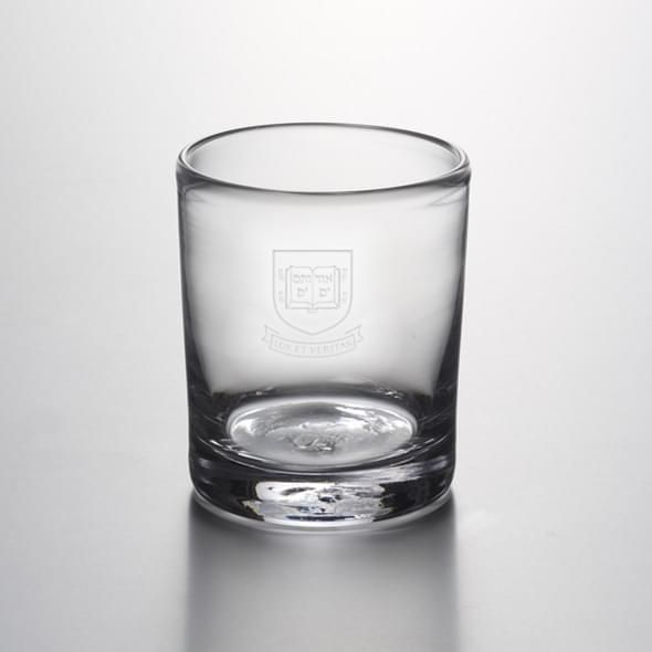 Yale Double Old Fashioned Glass by Simon Pearce