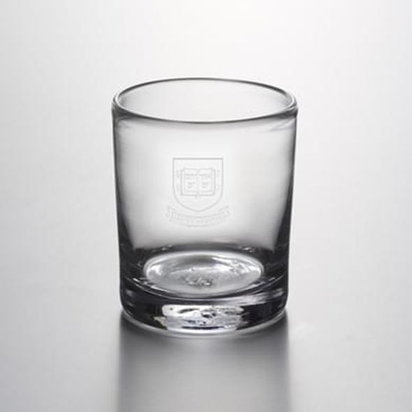 Yale Double Old Fashioned Glass by Simon Pearce - Image 2