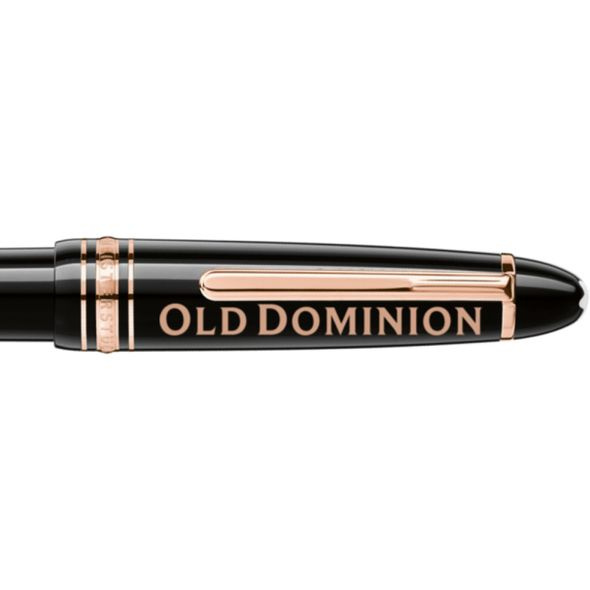 Old Dominion Montblanc Meisterstück LeGrand Ballpoint Pen in Red Gold - Image 2