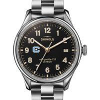 Citadel Shinola Watch, The Vinton 38mm Black Dial